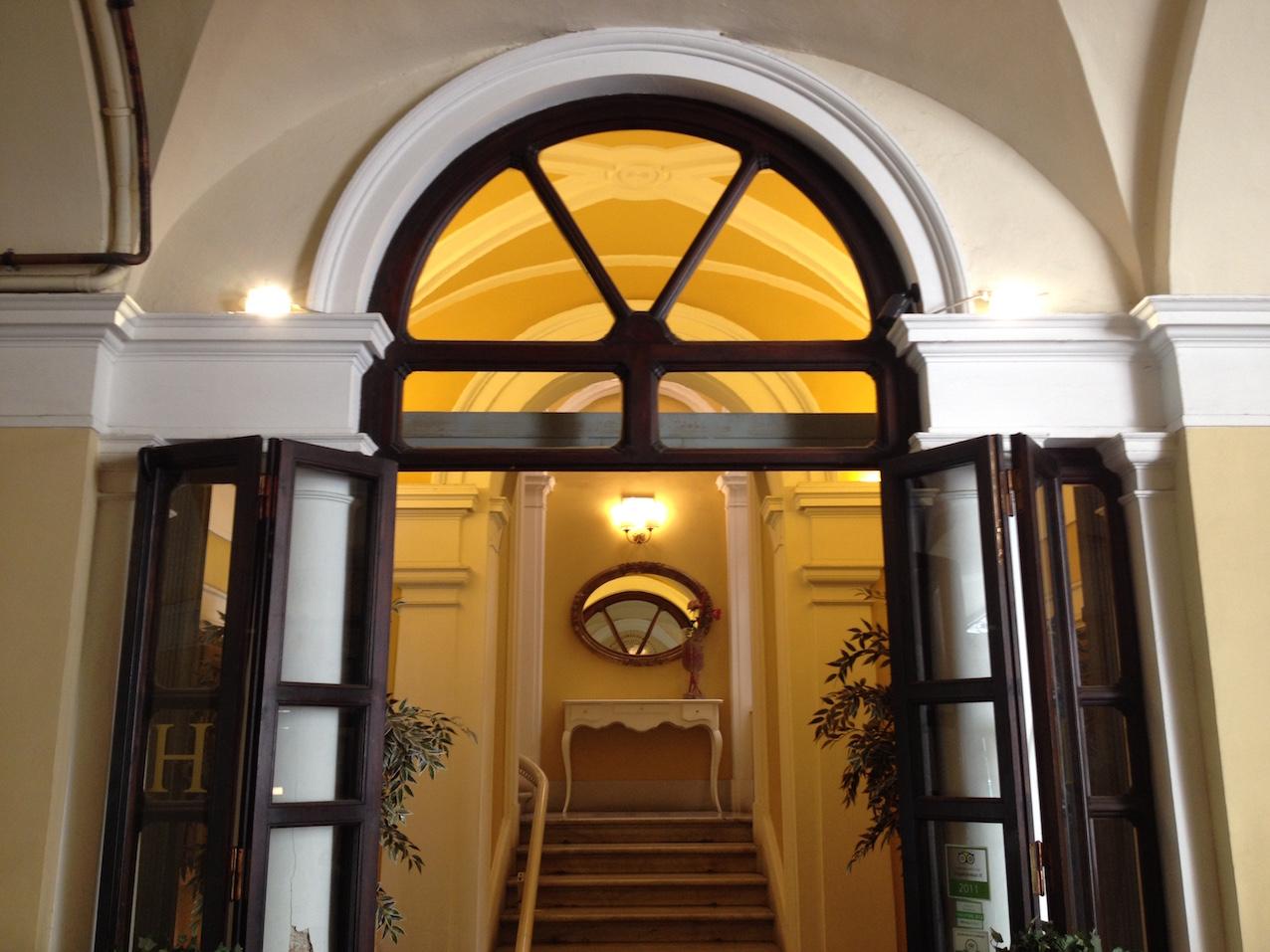 Florenz Eingang