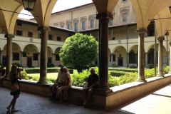 Florenz Bibliothek
