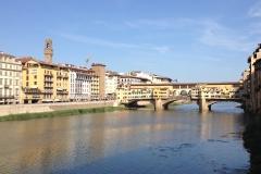 Florenz, der Arno