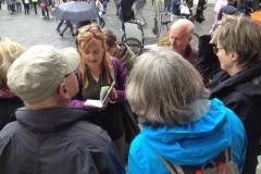 Literarischer Spaziergang in Florenz