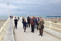 Auf den Spuren von Thomas Mann am Meer