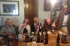 Blinde Weinprobe