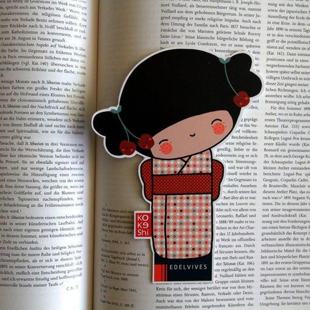 Japanisches Lesezeichen