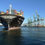 Containerschiffe – Logistik der Bücher